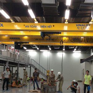 Cầu trục 15 tấn