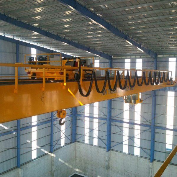 cầu trục dầm đôi 10 tấn
