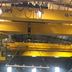 cầu trục 100 tấn
