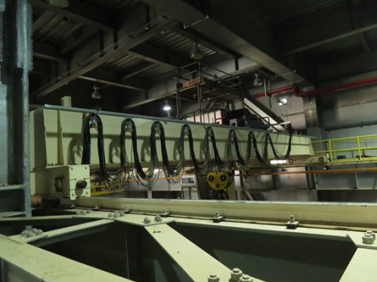 cầu trục 75 tấn