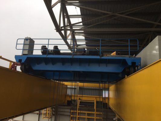 cầu trục 50 tấn