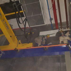 cầu trục dầm đơn 5 tấn