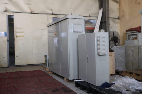 Tủ điện điều khiển cổng trục