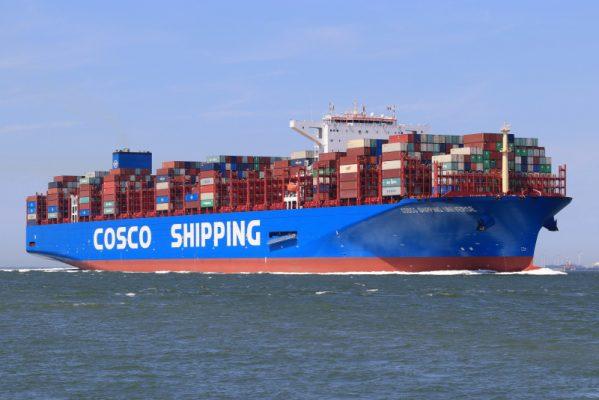COSCO SHIPPING UNIVERSER